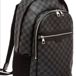 6945eee57cfc Louis Vuitton Bags - Louis Vuitton Joshua Graphite Damier Backpack
